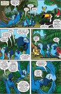Rio comic