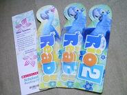 Rio2 Bookmarks