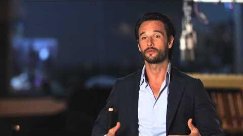 """Rio 2 Rodrigo Santoro """"Tulio"""" On Set Movie Interview-0"""