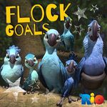 Flock Goals