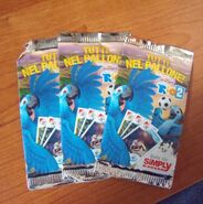 Rio 2 Italy cards