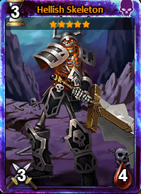 Hellish Skeleton