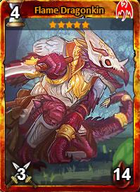 Flame Dragonkin