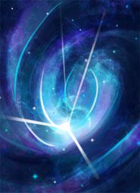 Cosmic Vortex