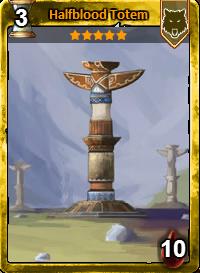 Halfblood Totem