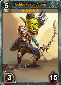 Goblin Poison Archer