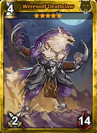 Werewolf Deathclaw