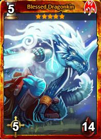 Blessed Dragonkin