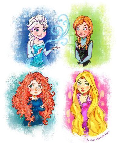 Four seasons fanart 2