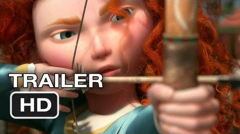 Trailer - Brave Official Trailer 1 - New Pixar Movie (2012) HD