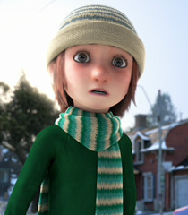Rise of the Guardians Pippa
