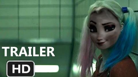 Disney Suicide Squad Trailer