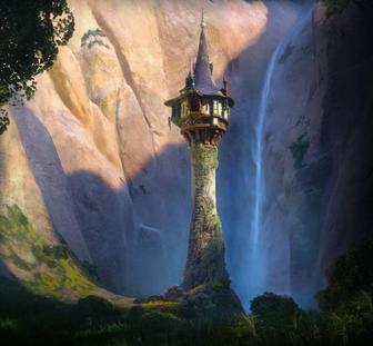 RapunzelTower