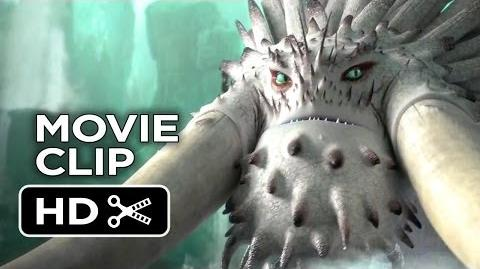 How To Train Your Dragon 2 Movie CLIP - Dragion Sanctuary (2014) - Gerard Butler Sequel HD