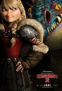 HTTYD2 Astrid First Look
