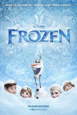 Frozen Poster 2