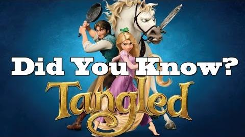 Stuff You Didn't Know - TANGLED
