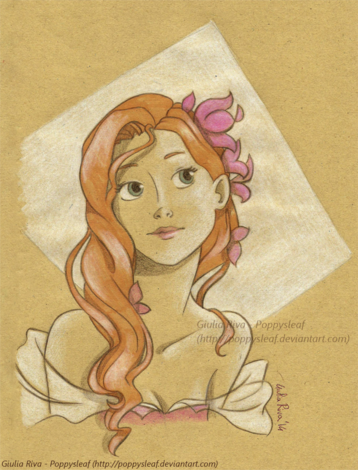 Recycled giselle by poppysleaf-d7gt18q