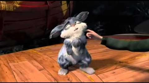 Rise of the Guardians - Easter Bunny (Tiny and Cute) HD