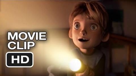 Rise of the Guardians Movie CLIP - He Can See Us (2012) - Alec Baldwin, Chris Pine Movie HD