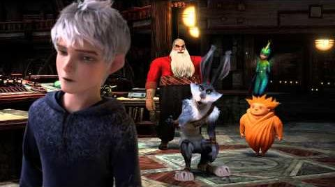 Rise of the Guardians - Jack vs