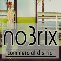 NoBrix Commercial District Logo