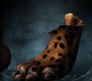 Лапа ягуара