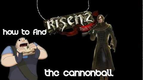 Risen 2 - How to find the Cannonball Guide