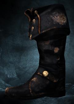 LI One Left Boot