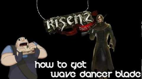Risen 2 - How to get Wave Dancer Blade (Guide)
