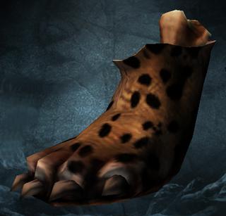 LI Jaguar Paw
