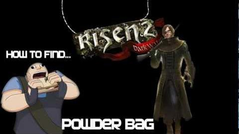 Risen 2 - How to find The Powder Bag Guide