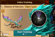 Egg Blossom Valka First Chance