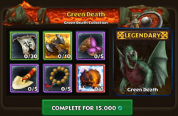 Green Death Collection