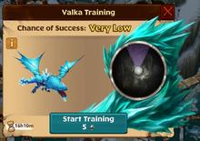 Champion Windgnasher Valka First Chance