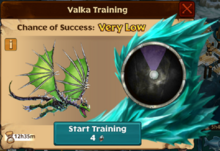 Armorwing Valka First Chance