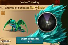Baited Breath Valka First Chance