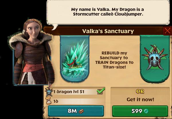 Valka's Sanctuary 02