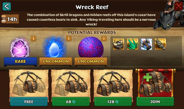 Wreck Reef