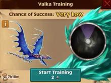 Battle Flightmare Valka First Chance