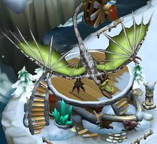 Armorwing Valka Titan