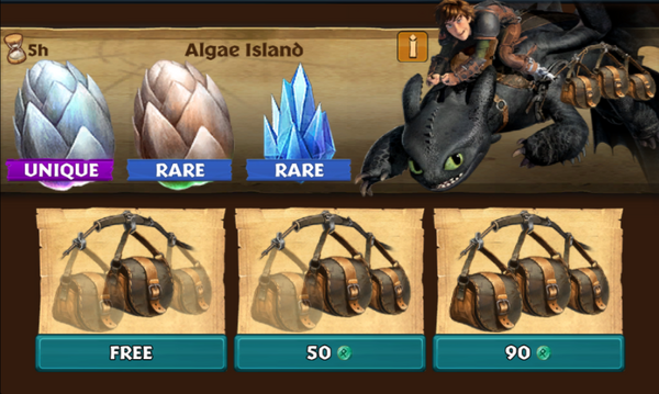 Algae Island (Windshear)