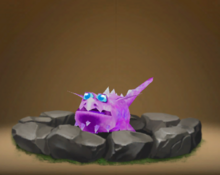 Frozen Groncicle Hatchling