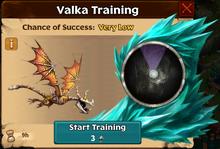 Boneknapper Valka First Chance