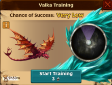Sand Wraith Valka First Chance