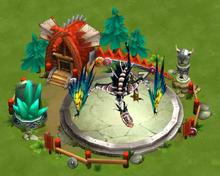 Battle Monstrous Nightmare Valka Titan