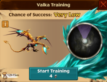 Sword Stealer Valka First Chance