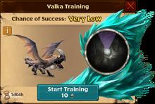 Nightwatch Valka First Chance
