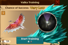 Torch's Mother Valka First Chance