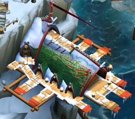 Hangar - winter
